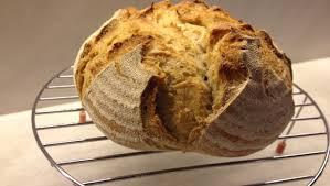 receta de pan de aceite con masa madre