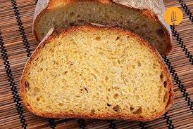 receta pan amasado con masa madre