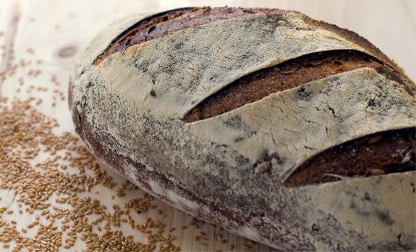 pan de centeno con masa madre robin food