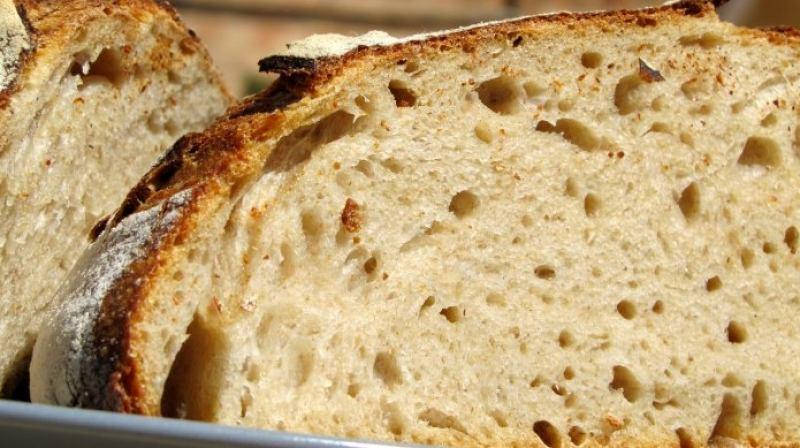 receta barra de pan masa madre